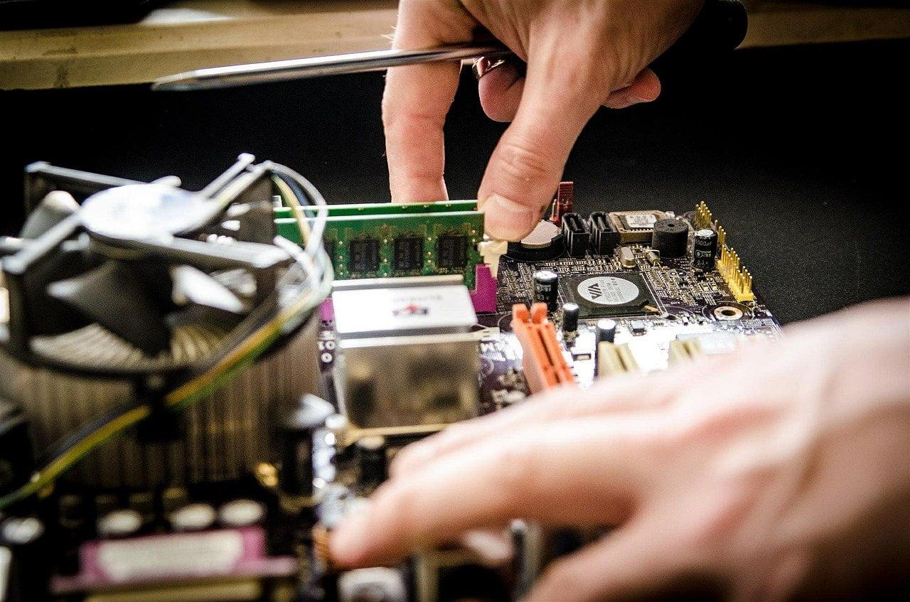 réparation des objets