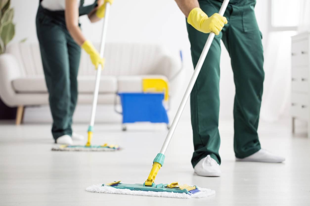 entreprise de nettoyage professionnelle