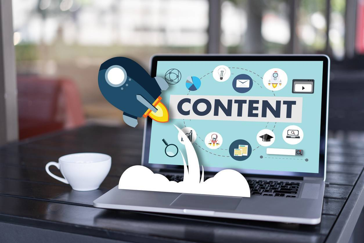 content marketing agence web
