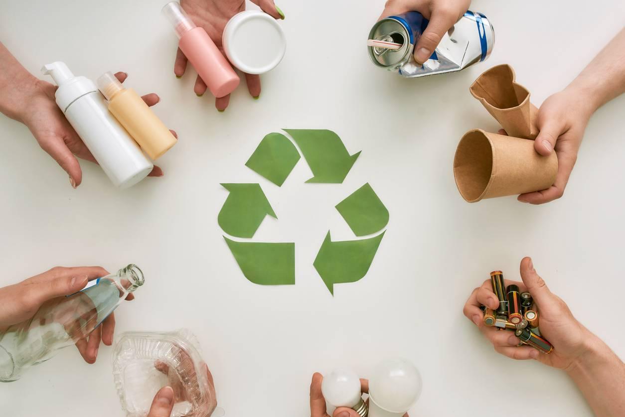 stratégie RSE recyclage