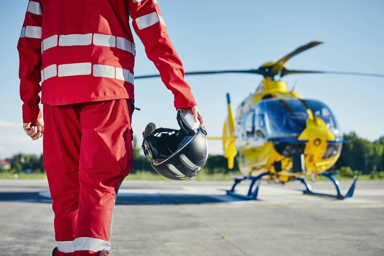 levage et transport de charges en hélicoptère