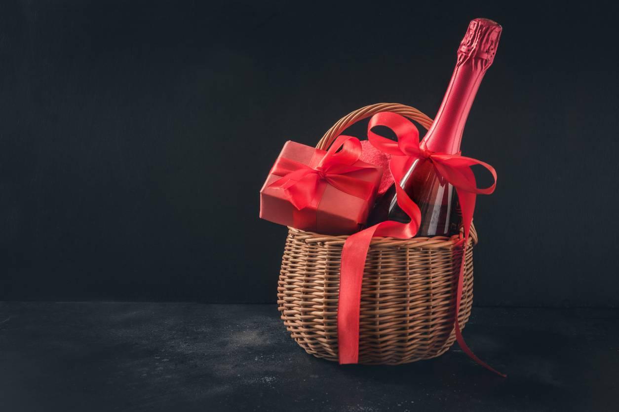 champagne cadeau d'entreprise