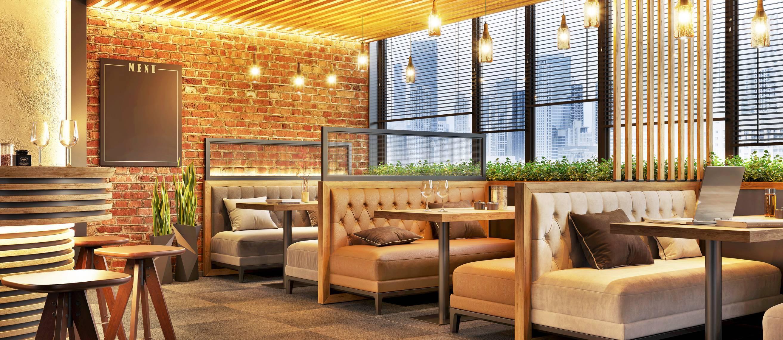 banquette café mobilier CHR