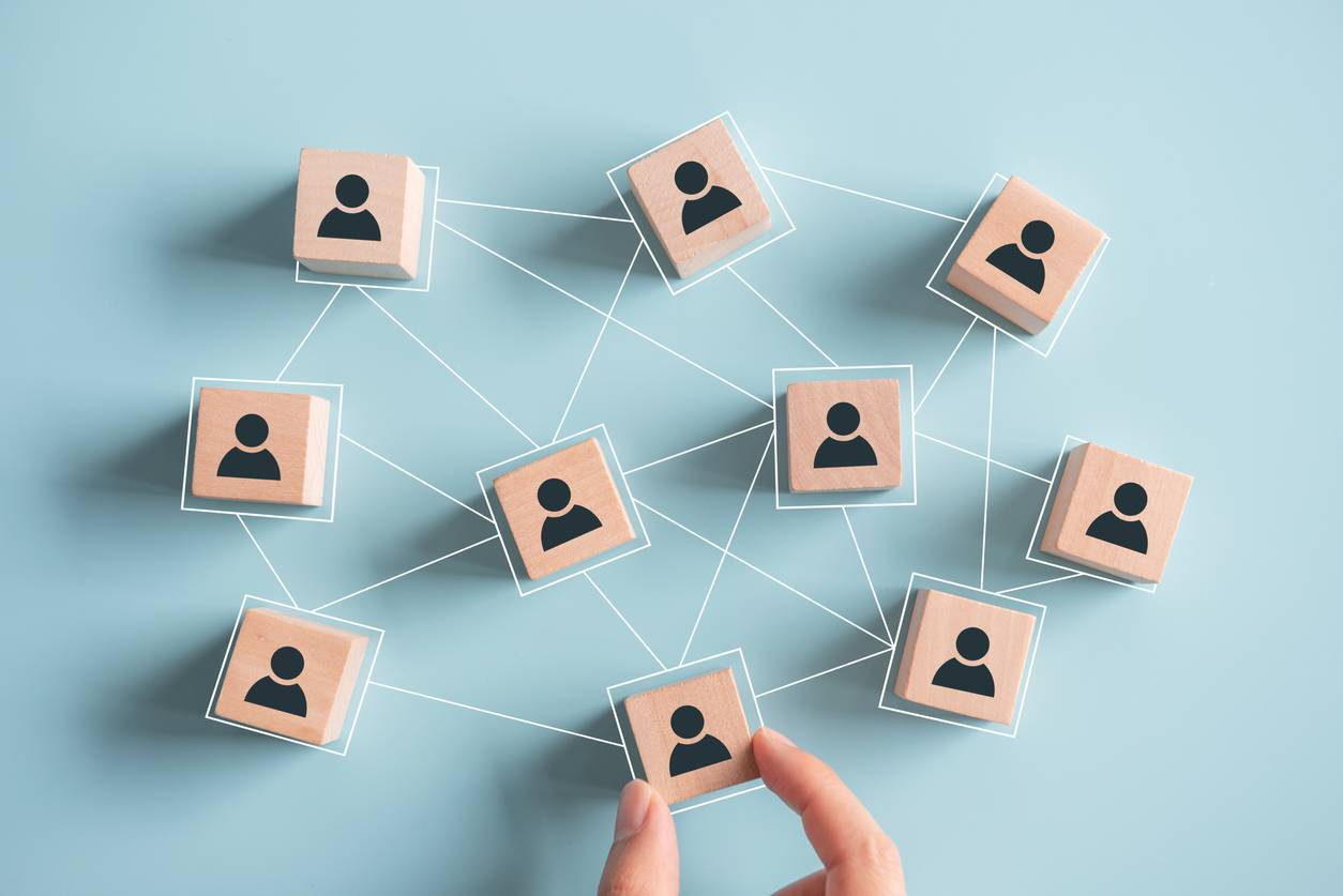 recrutement réseau professionnel