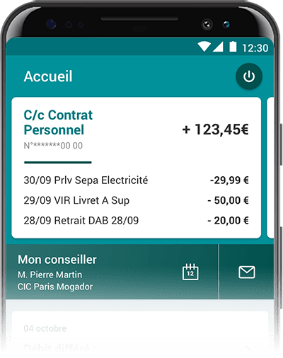 cic filbanque mobile