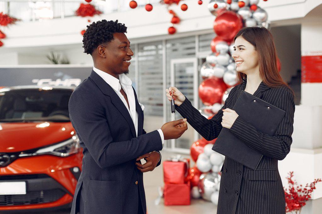 marché de l'automobile d'occasion