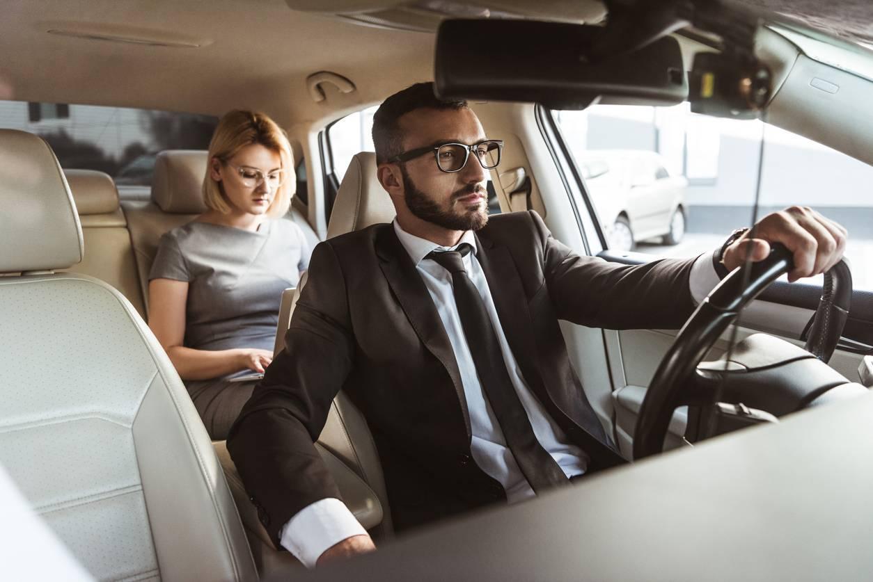chauffeur privé professionnel VTC